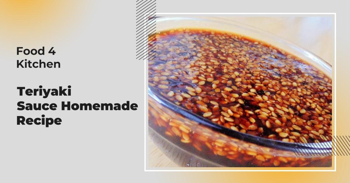 Best teriyaki sauce with pineapple recipe - Food 4 Kitchen