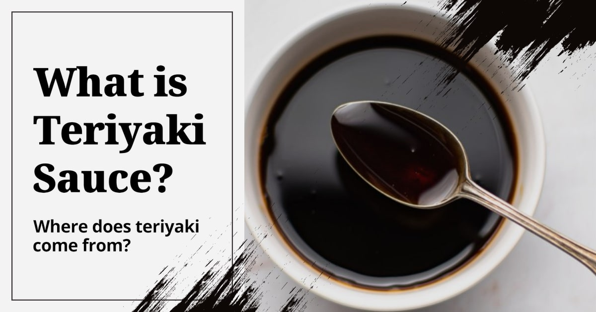 Where does teriyaki come from?