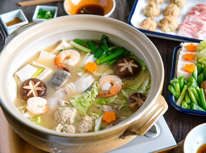 Chanko Nabe - Food for Japanese Sumo