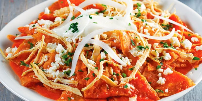 Chilaquiles are delicious dishes that you should enjoy