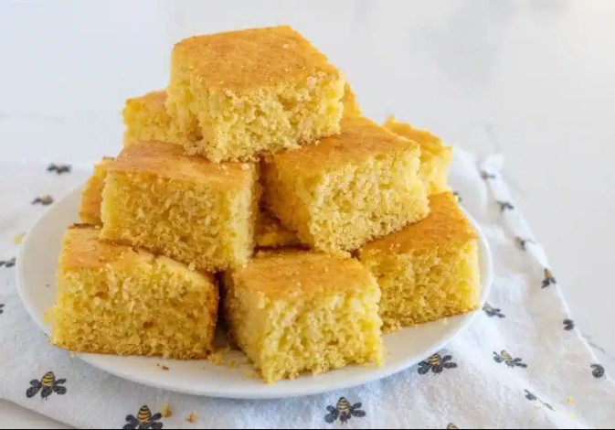 Cornbread is a nutritious dish for dinner