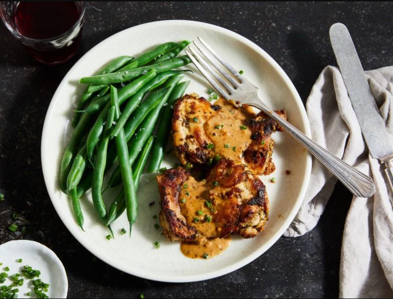 Creamy Garlic Chicken has many health benefits