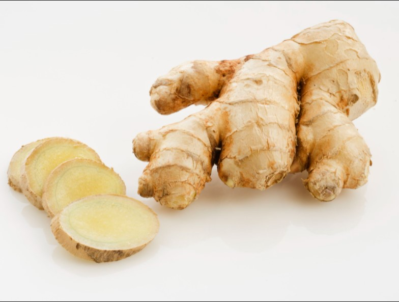 Ginger is pretty important in this recipe