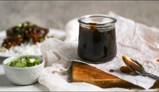 Ingredients for teriyaki sauce without cornstarch
