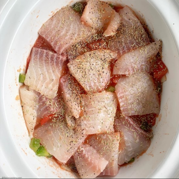 Instructions for slow cooker Tilapia