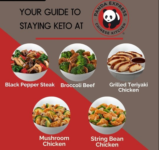 Low carb at Panda Express gets a lot of attention