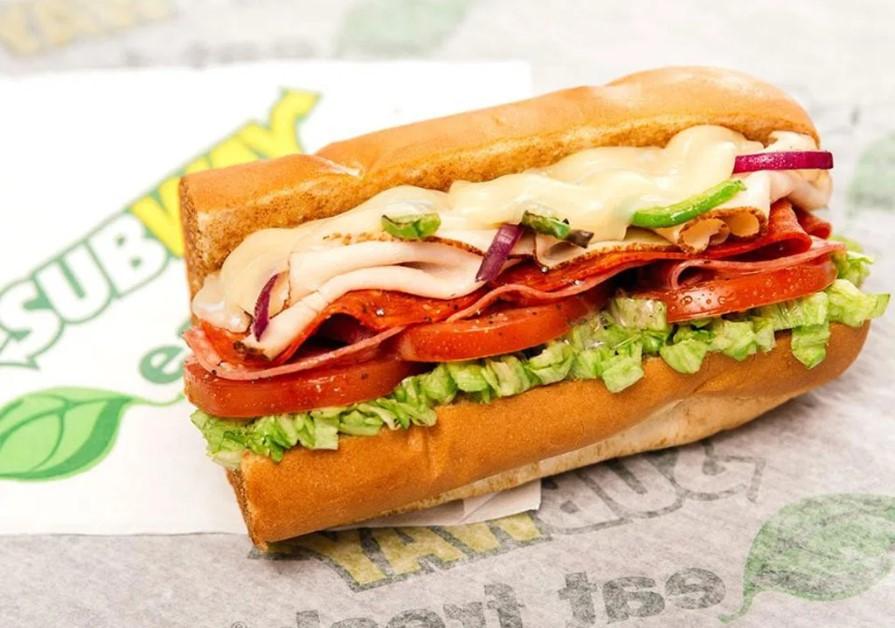Lowest Calorie Subway Sandwiches