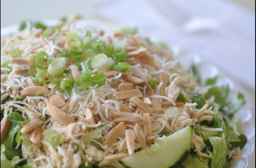 Rascals teriyaki grill salad dressing