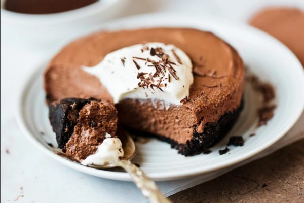 Semifreddo chocolate