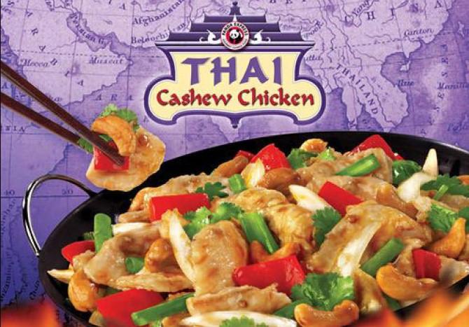 Thai Chicken Mix with Cashews at Panda Express