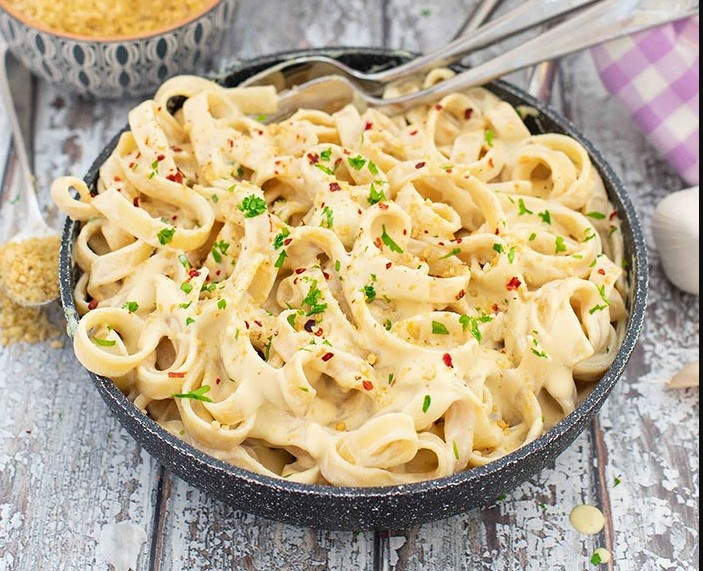 Use pasta for this recipe