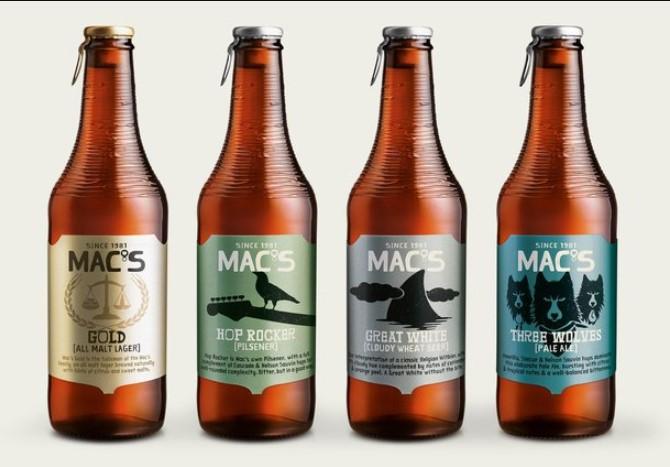 Using mac beer is a good choice