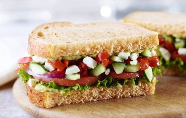 Vegetarian at Panera bread
