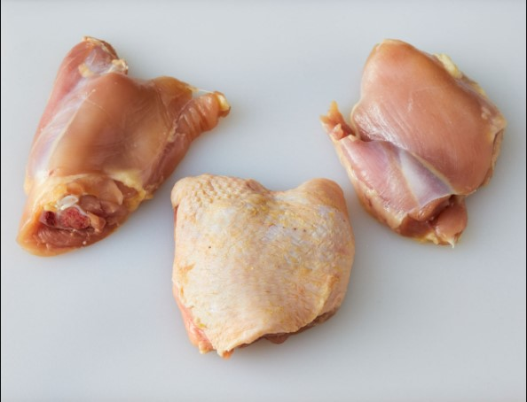 Chicken thighs suitable for this recipe