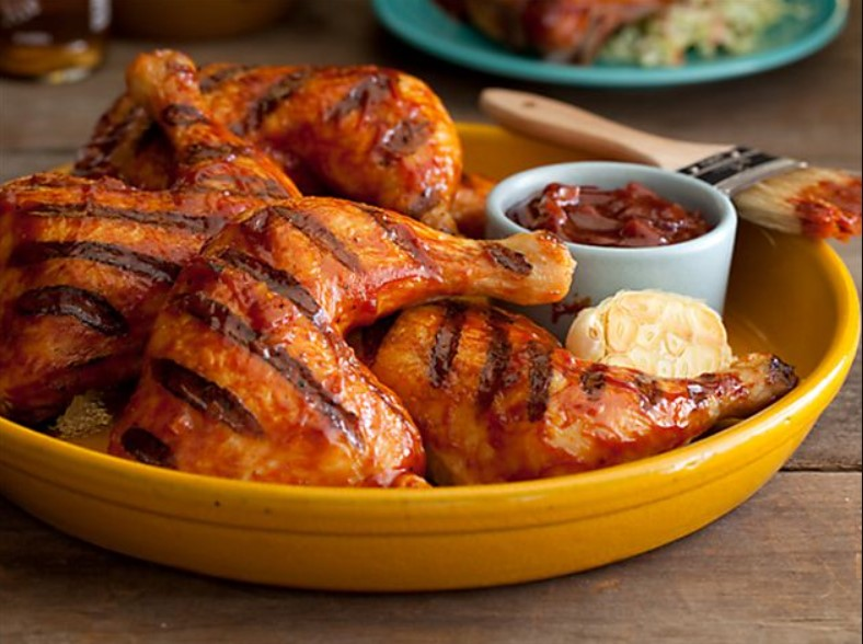 Awesome Barbeque Chicken
