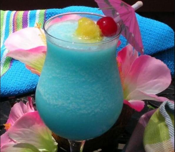 Awesome Blue Hawaiian