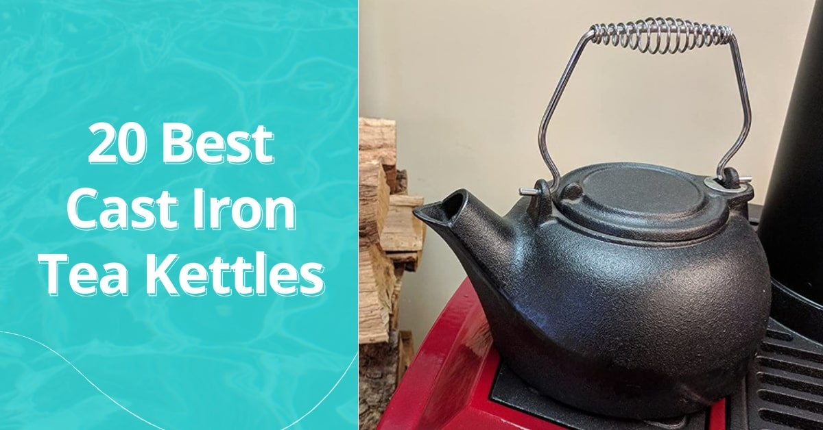 Best Cast Iron Tea Kettle