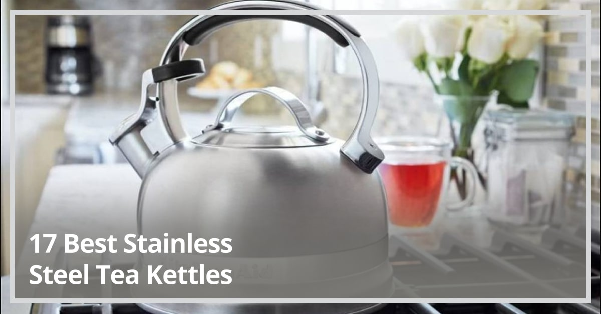 Best Stainless Steel Tea Kettles