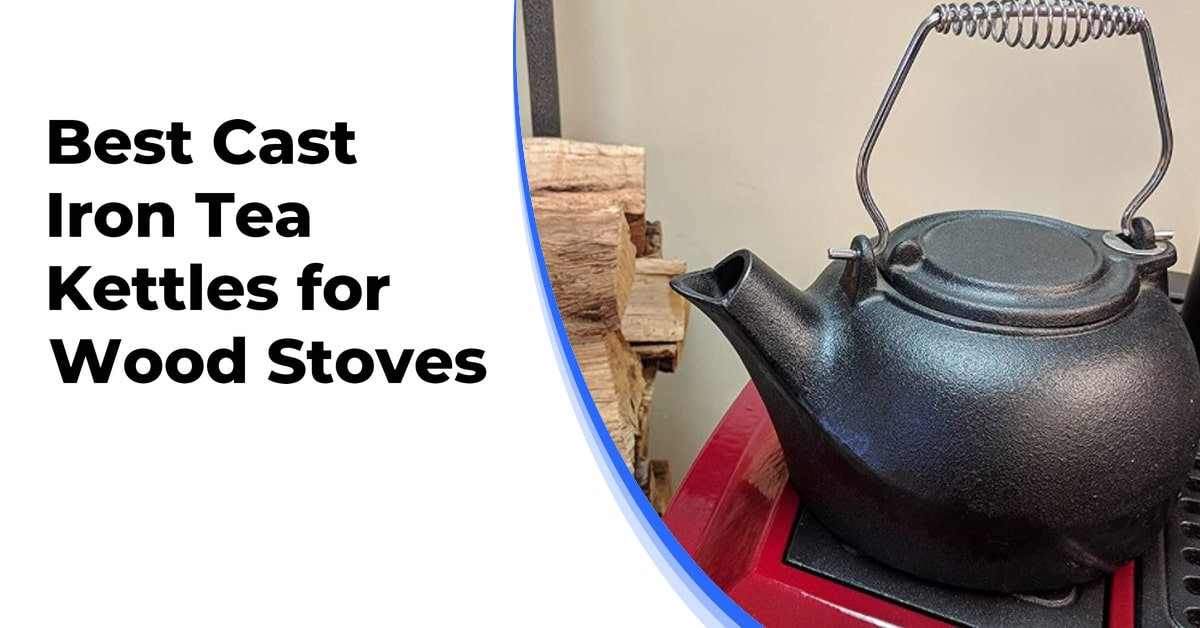 Cast Iron Tea Kettles for Wood Stoves