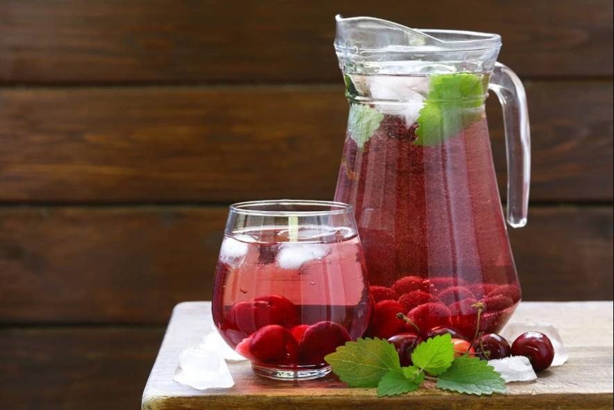 Cherry water