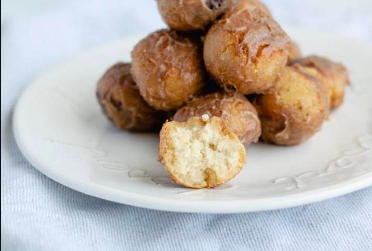 Diet donut holes