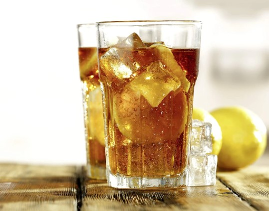 Diet lemon ice