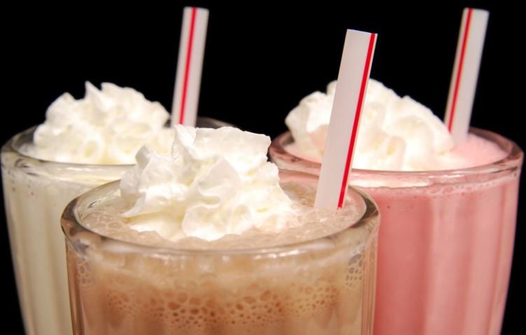 Diet milkshake