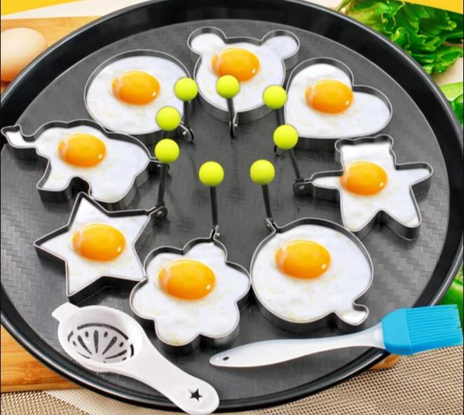 Egg Omelette Ring