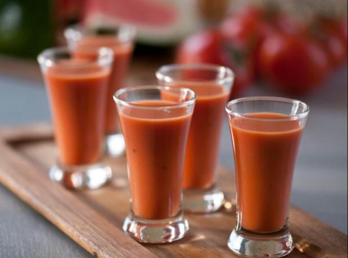 Gazpacho drink