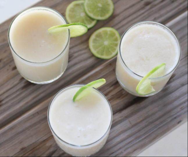 Guanabana cocktail