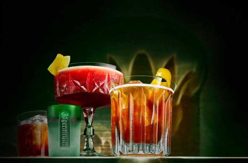 Jagermeister Cocktail