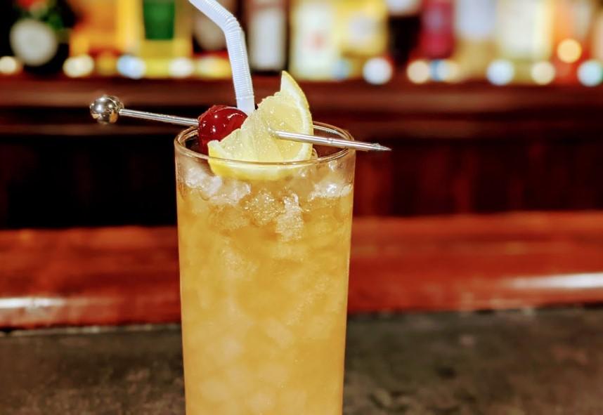 Kamehameha Rum Punch