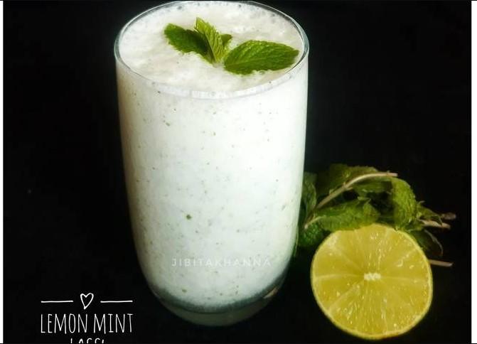 Lemon Lassi