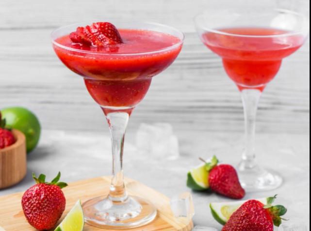 Lil' Strawberry Daiquiri