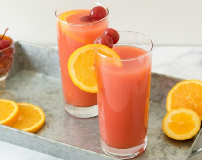 Orange Flavored Drink