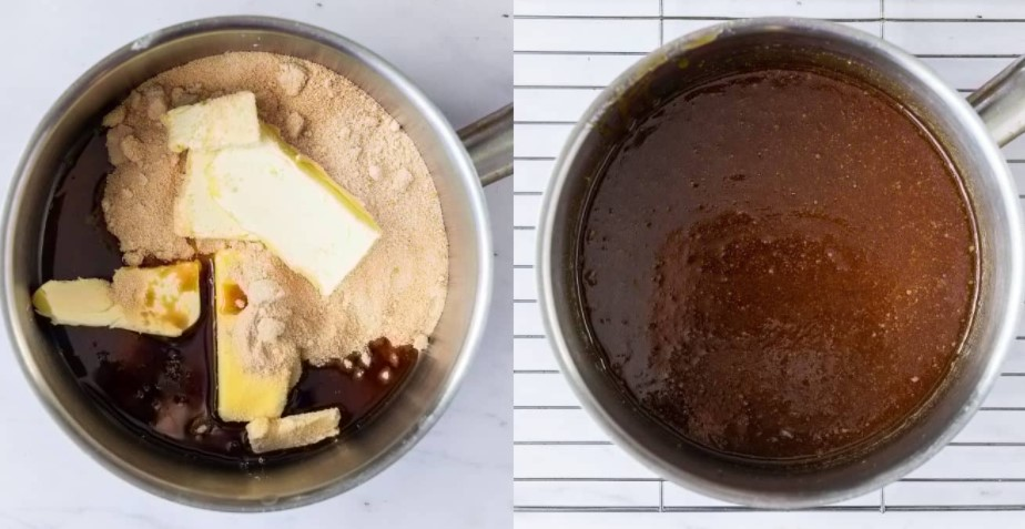 Qhiner Vegan Maple Syrup Pudding