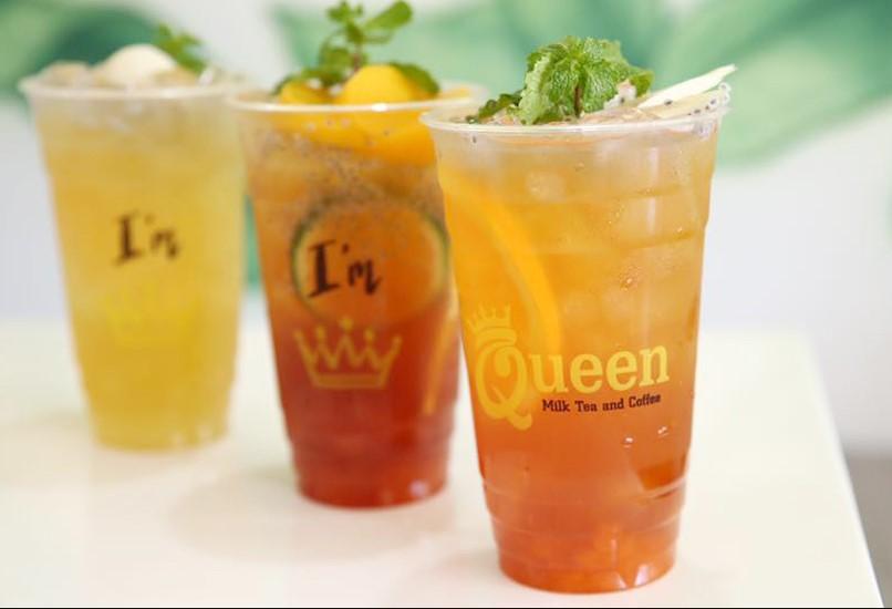 Qwieen Iced Tea
