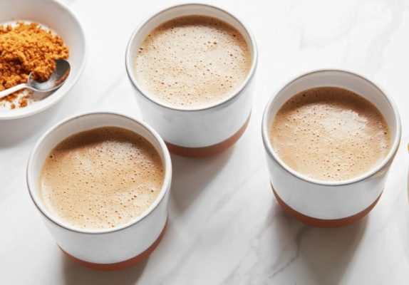 Qwieen Mint Chai Tea Latte