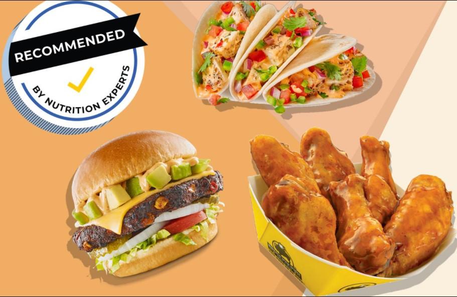 The vegan food options at Buffalo Wild Wings