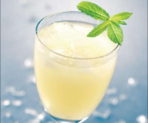 Ume Yuzu Lemonade