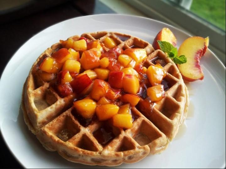 Xmas Waffle