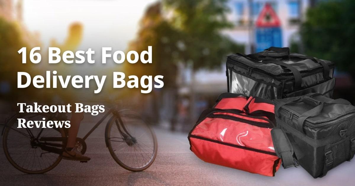 Best Food Delivery Bag