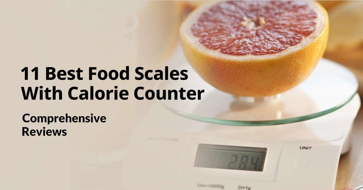 Best Food Scales With Calorie