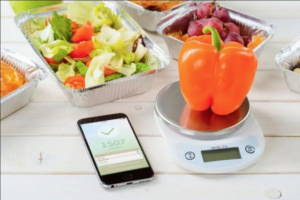 Food Scales with Calories
